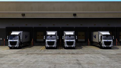 为企业和车队提供最全面的全球EV充电平台
