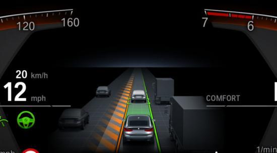 宝马驾驶辅助套件将增加新功能