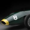 英格兰Vanwall将制造其1958年获得大奖赛冠军的F1汽车的六个复制品
