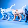 机器小猫和智能垃圾桶在2020年国际消费电子展上引起轰动
