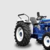 充满电检出Farmtrac25G电动拖拉机