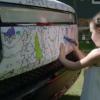 Rivian乘坐R1T电动皮卡车进行丰富多彩的家庭冒险