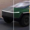 查看世界上最具标志性的汽车颜色的特斯拉Cybertruck